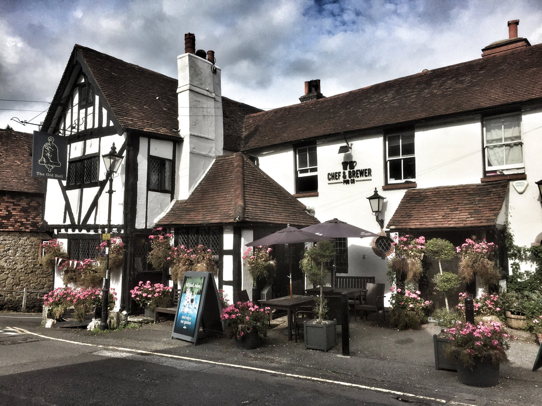 The Old Bell in Old Oxted